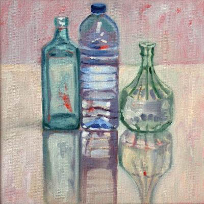 Flaschen by Liza Hirst