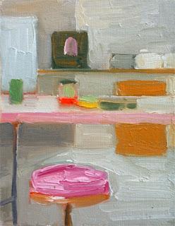 Studio Interior II by Liza-Hirst