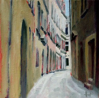 Rue Limogeanne by Liza Hirst