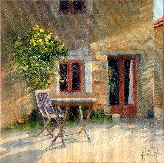 Le Gite by Liza Hirst