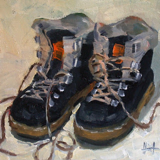 My Boots by Liza Hirst