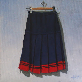 My Things, French Skirt by Liza Hirst