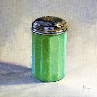 My Things, Pepper Shaker by Liza Hirst