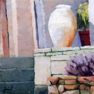 Garden Pot by Liza Hirst