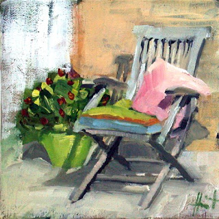 Have a Seat by Liza Hirst
