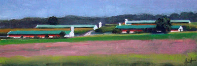 The Big Farm by Liza Hirst
