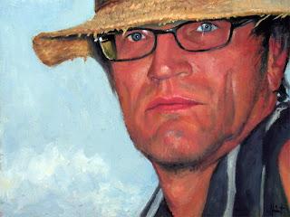 The Beach Cowboy by Liza Hirst