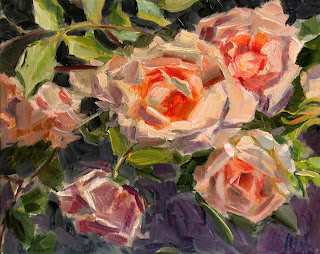 Victory Roses by Liza Hirst