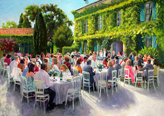 The Wedding by Liza Hirst
