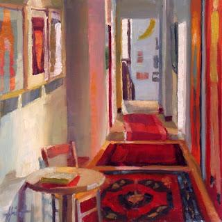 Hallway Gallery by Liza Hirst