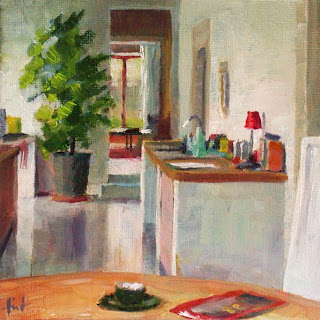 The Kitchen Tree by Liza Hirst
