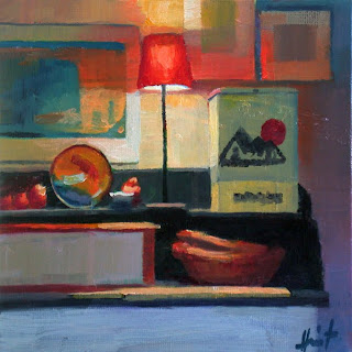 Red Light District by Liza Hirst