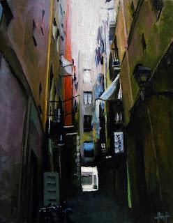 Por Las Calles de Barcelona by Liza Hirst