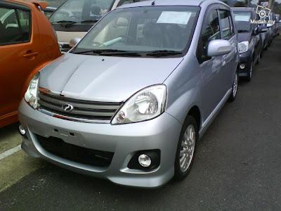 Perodua Viva Club. pricemakeperodua modelviva