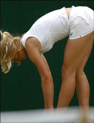 Elena Dementieva Hot Tennis Star Picture