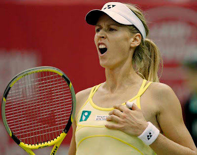 Elena Dementieva Tennis Gallery Photo