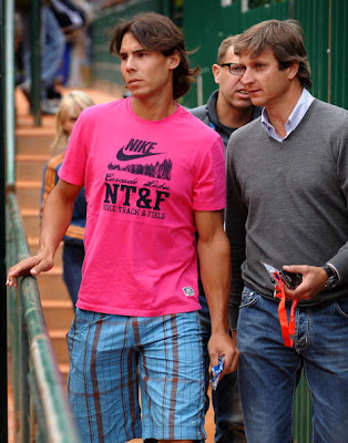 Rafael Nadal Top Tennis Player