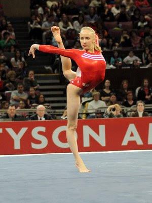 Nastia liukin Gymnastic Video Pics