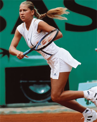 Anna Kournikova Tennis Girl Sexy Pics - Photos