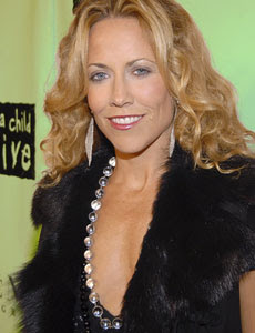 Hottest Sheryl Crow sexy Wallpaper