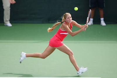 Alona Bondarenko Tennis Wallpaper