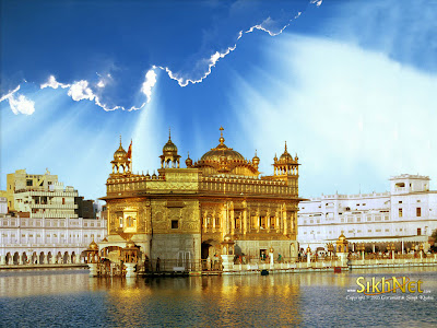 Peace and Harmony The Golden Temple