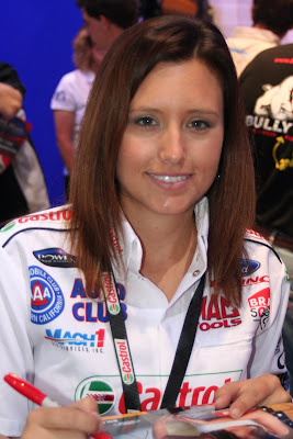 Top Car racer Athlete Ashley Force Picture