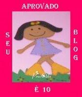 Blogue No Mundo das Crianças