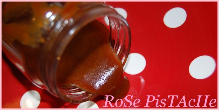 Rose pistache