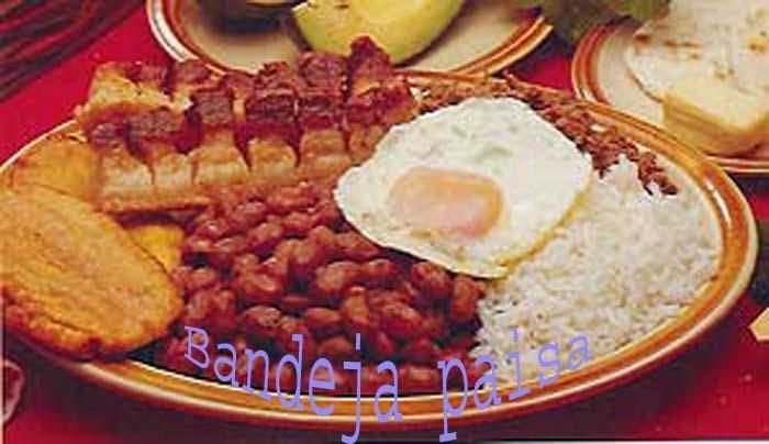 Medellin comidas tipicas for Elementos de cocina bogota