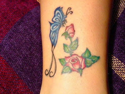 Labels: roses tattoo designs