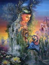A alma cigana perfuma o lugar por onde passa.