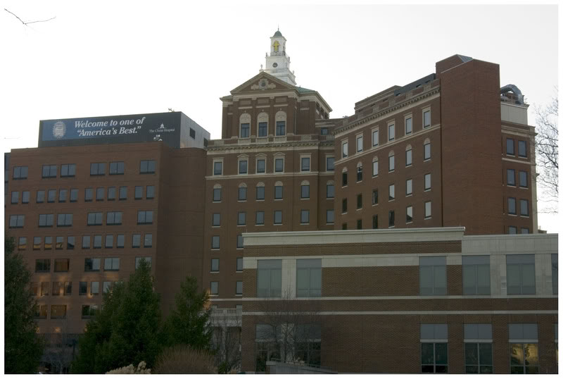 The Christ Hospital, Cincinnati