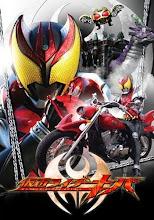 Kamen y su motocicleta!