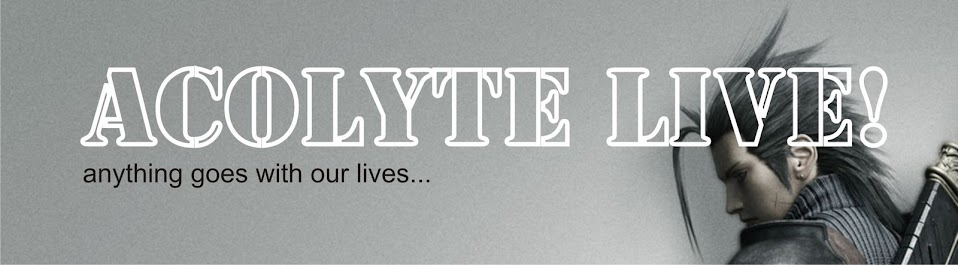 Acolyte LIVE!!!