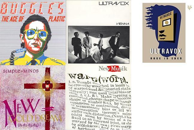 80's - Ultravox - Rage In Eden 1981 [Bonus Tracks] New Wave, Synthpop, 320kps + covers
