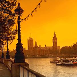 Gambar-Gambar London Terindah