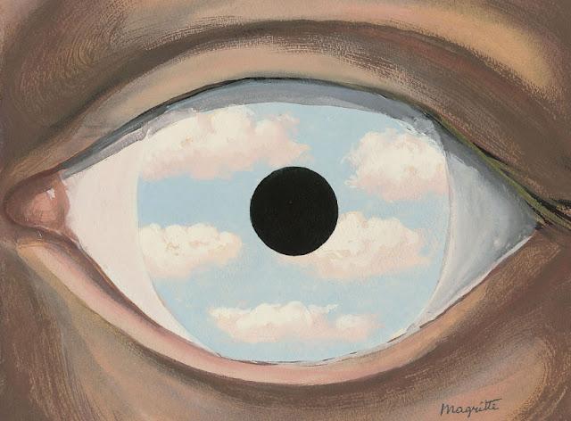 Ren magritte art for sale modern design by for Magritte le faux miroir