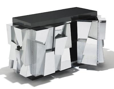 Paul Evans Faceted Modern Furniture