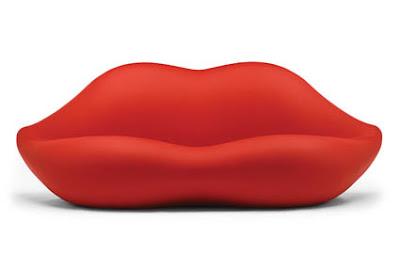Beau Studio 65 Bocca Lip Sofa