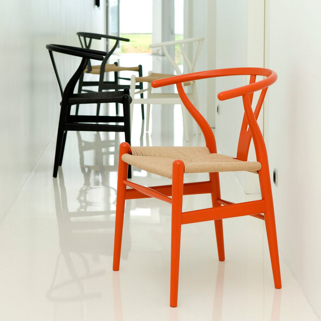 Chair by hans wegner modern design by - Scandinavian chair ...