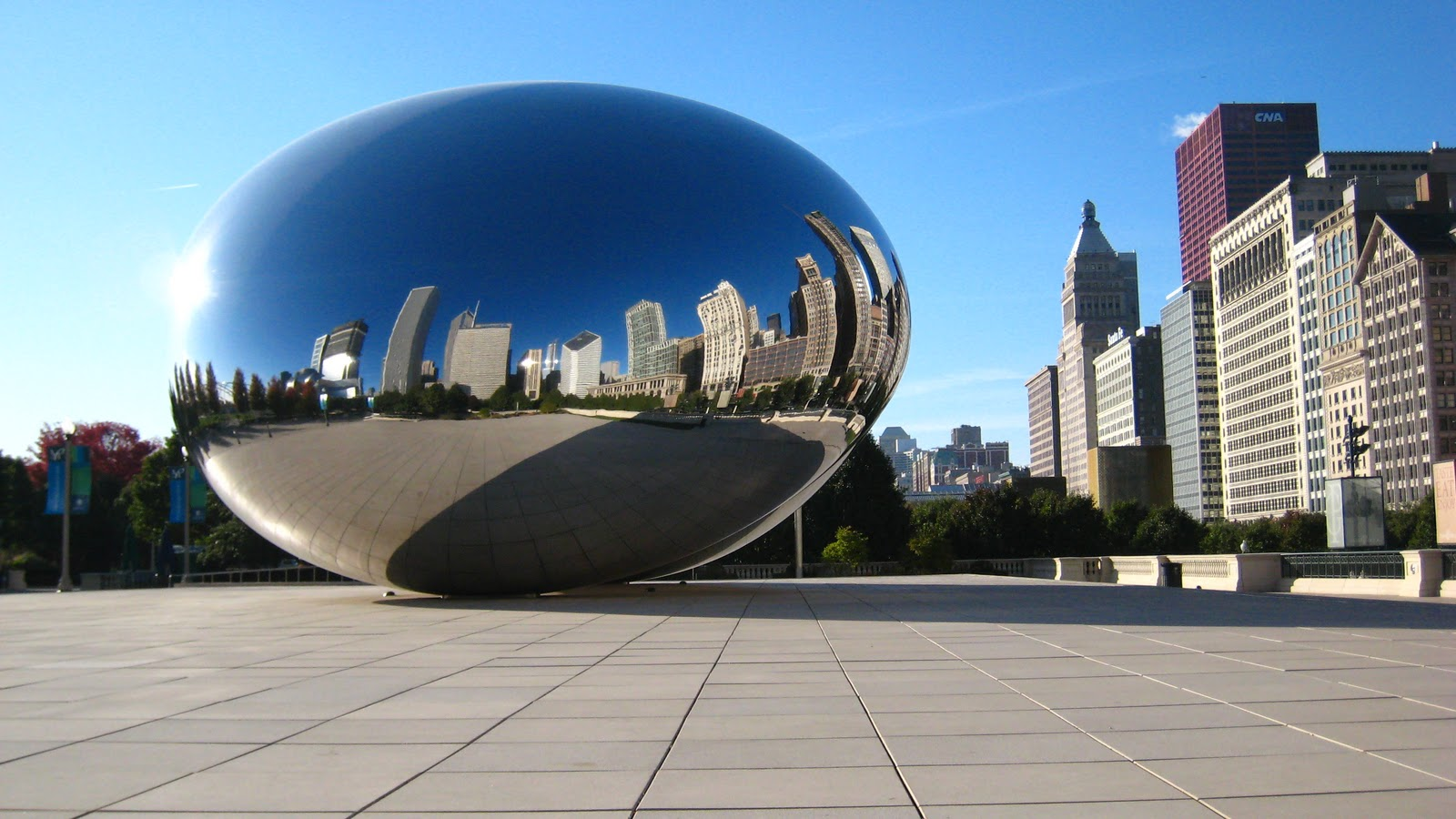 Anish Kapoor Cloud Gate image credit the Brooklyn NomadCloud Gate By Anish Kapoor