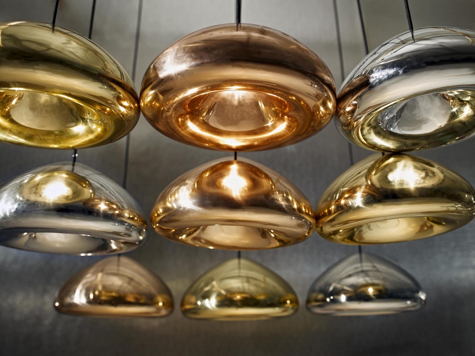 Tom dixon void light modern design by Tom dixon lighting