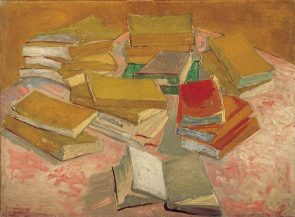 Livros e Tinta