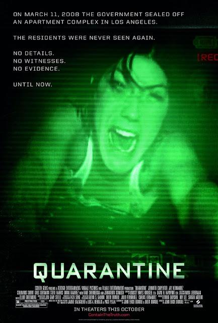 Quarantine full movie
