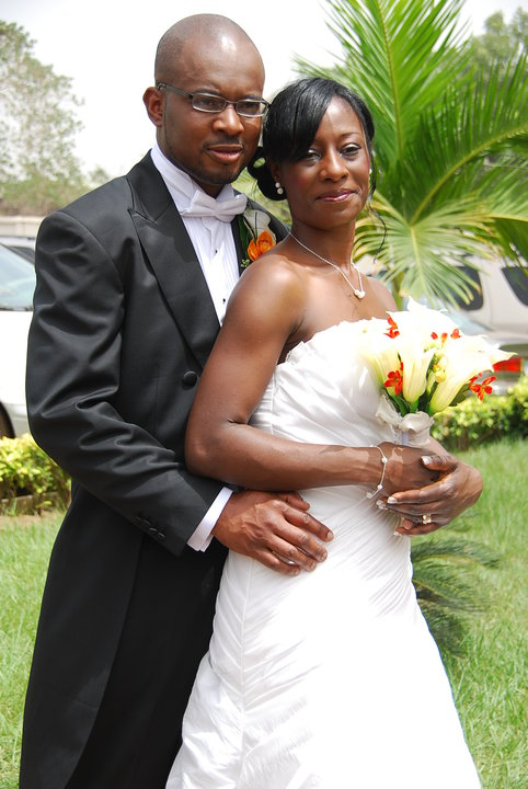 The 26th And 27th Of March 2010 Were Filled With Joy Hiness As Chioma Nnenna Lameya Ozokwor Daughter Nollywood Star Patience