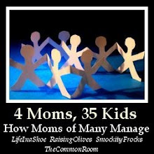 4 Moms, 35 Kids