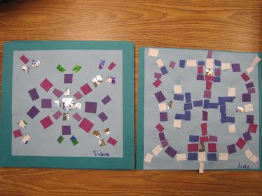 K5 Mosaic Snowflakes