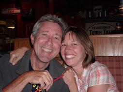 Steve and Daina
