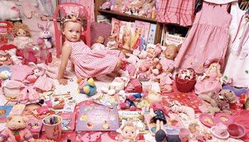 Consumo e Prioridade da Criança